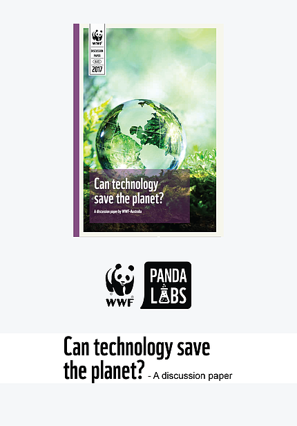 WWF Panda Labs Technology