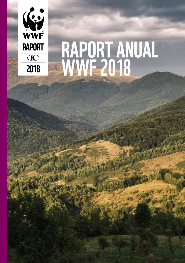 Raport Anual WWF 2018