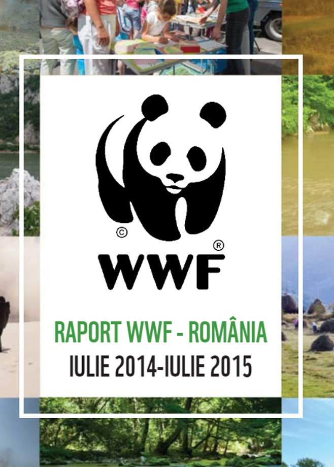 Raport Anual WWF 2014-2015