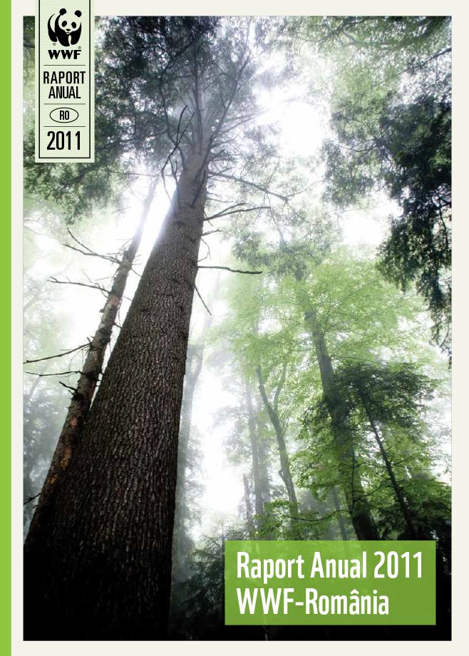 Raport Anual WWF 2011